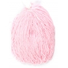 Seed Stripes Opaque Dyed Pearl Pale Pink 11/0 Strung